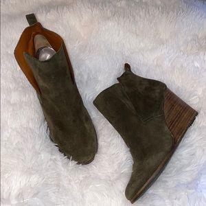 LUCKY🍀BRAND booties